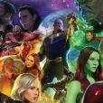 """Com pouco mais de 3 semanas em cartaz, """"Vingadores: Guerra Infinita"""" é o filme de super-heróis de maior bilheteria da história"""