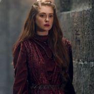 """Novela """"Deus Salve o Rei"""": Amália (Marina Ruy Barbosa) escapa da morte com ajuda sobrenatural"""