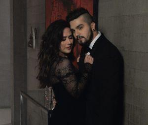 Tatá Werneck e Luan Santana interpretaram um casal para o novo clipe do sertanejo