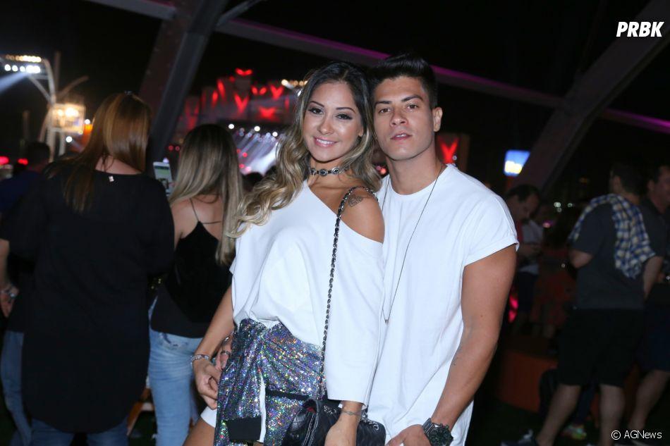 Arthur Aguiar e Mayra Cardi farão novo casamento em agosto