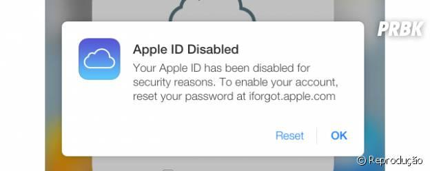 Apple conserta problema após vazamento de fotos