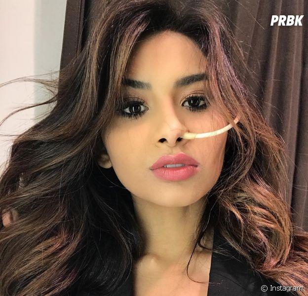 A modelo Nara Almeida faleceu nesta segunda-feira (21) e vários famosos lamentaram a perda nas redes sociais