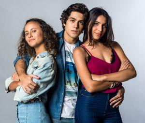 """Alex (Daniel Rangel) deve ficar com Maria Alice (Alice Milagres) ou Pérola (Rayssa Bratillieri) em """"Malhação - Vidas Brasileiras""""?"""