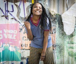 """Em """"Malhação - Vidas Brasileiras"""", Talíssia (Luellem de Castro) tem um dos cabelos mais estilosos da temporada"""
