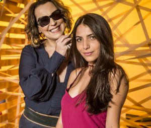 """Em """"Malhação"""", Isadora (Ana Beatriz Nogueira), mãe de Pérola (Rayssa Bratillieri), é presa e sai da novela"""