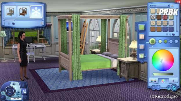 """A expansão traria de volta uma função do """"The Sims 3"""": Customizar os objetos e roupas"""