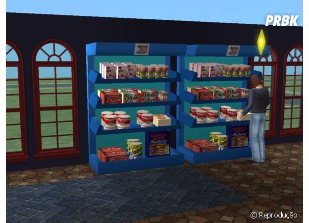 """Esta expansão traria de volta a ideia do """"The Sims 2"""" na qual era preciso ir ao supermercado e à loja de roupas se quisesse ter o que comer e vestir"""