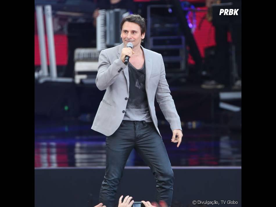 """Murilo Rosa foi o apresentador do Villa Mix para o programa """"Sintonize""""!"""