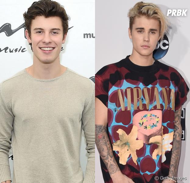 Shawn Mendes diz que daria 500 dólares por cueca de Justin Bieber