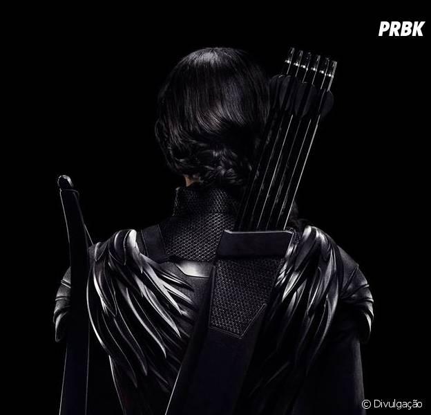 Veja o primeiro pôster da heroina Katniss em Jogos Vorazes: A Esperança