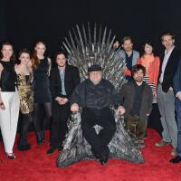"""George R. R. Martin confirma novo livro de """"Game of Thrones"""" para outubro!"""