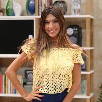 """Fernanda Concon, de """"Dra. Darci"""", comemora sucesso do programa: """"Não tem preço"""""""
