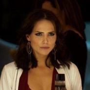 "Novela ""Segundo Sol"": Rosa (Leticia Collin) fica rica e humilha o pai"