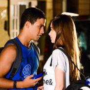 """Em """"As Aventuras de Poliana"""", Guilherme e Raquel quase se beijam pela primeira vez!"""