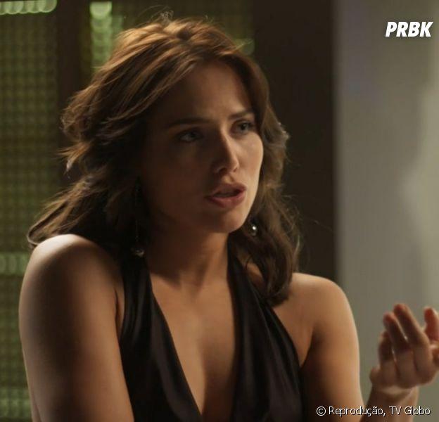"""Em """"Segundo Sol"""", Rosa vai armar um plano de vingança contra quem a humilhou"""