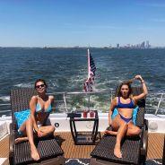Selena Gomez e Justin Bieber: cantora aparece feliz em passeio de barco após noivado do ex!
