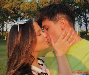 Larissa Manoela e Leo Cidade completam 4 meses de namoro