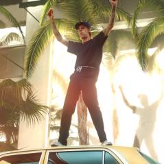 """Justin Bieber é o rei dos passinhos em """"No Brainer"""", novo clipe do DJ Khaled"""