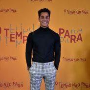"""Micael, de """"O Tempo Não Para"""", volta à Globo como Lalá: """"Um personagem incrível"""""""