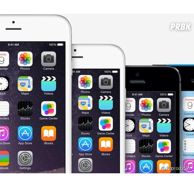 Apple já esgotou a demanada de pré-encomenda de Iphone 6 vendendo 4 milhões de unidades em 24 horas