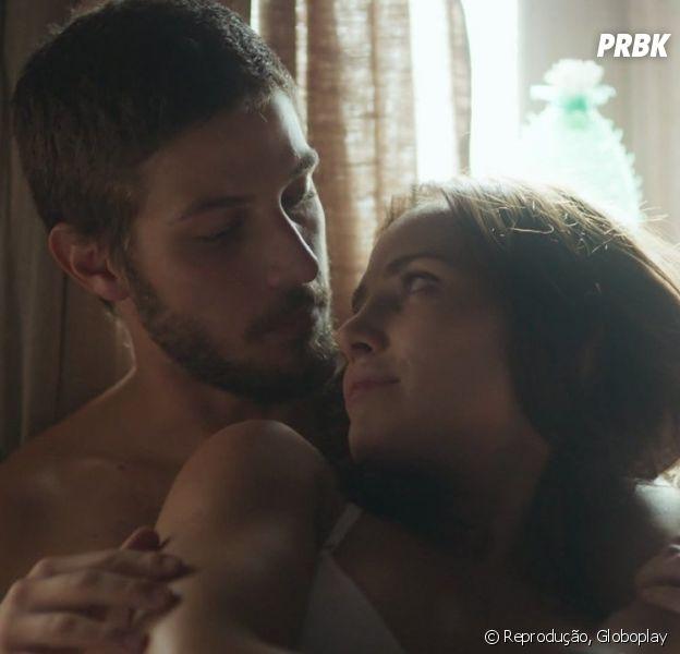 """Em """"Segundo Sol"""", Rosa (Letícia Colin) e Ícaro (Chay Suede) terão rápida recaída"""