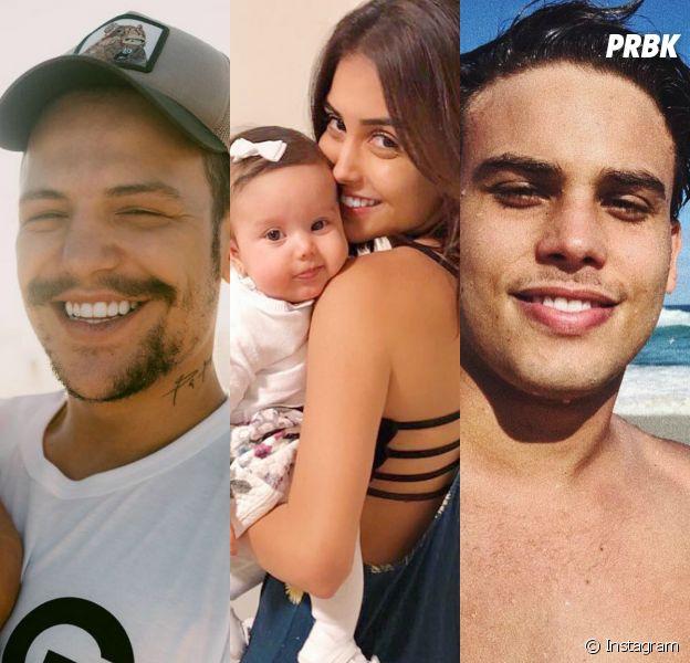 Letícia Almeida confirma que Jonathan Couto é o pai de sua filha