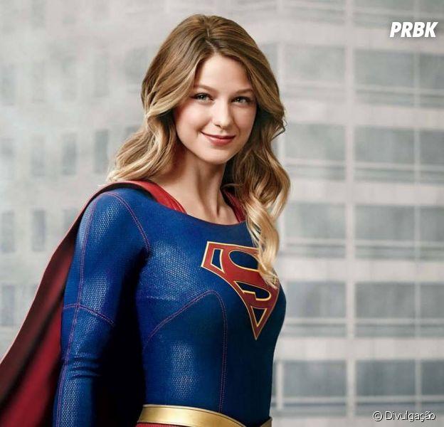 Em Supergirl 4 Temporada Comea A Ser Gravada E Melissa Benoist Comemora Purebreak