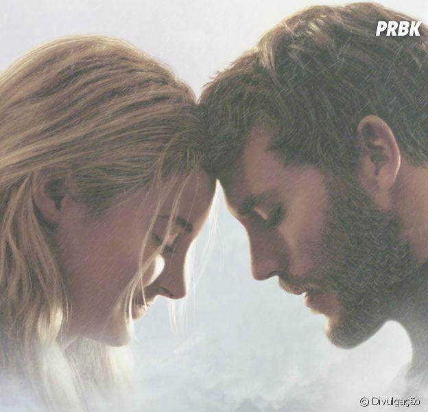 """""""Vidas à deriva"""" é estrelado por Shailene Woodley e Sam Clifin"""