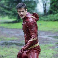 """Grant Gustin, """"The Flash"""", se irrita e faz textão após críticas ao novo uniforme do herói"""