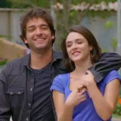 Humberto Carrão e Isabelle Drummond juntos? Pode ser que de novo na ficção sim!