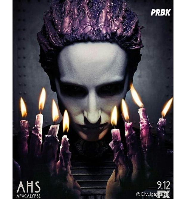 """Veja o novo pôster de """"American Horror Story: Apocalypse"""""""