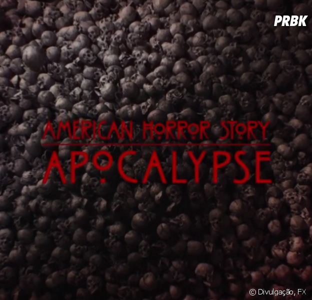 """""""American Horror Story: Apocalypse"""" ganha novo pôster"""