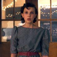 """Millie Bobby Brown, de """"Stranger Things"""", quer ver Eleven sem poderes e mais feminina"""