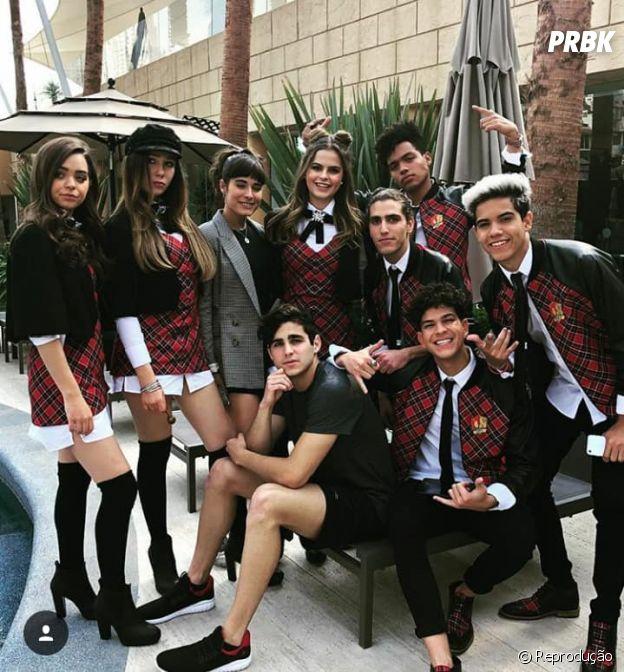 """Com ex atores de """"Rebelde"""", """"Like, La Leyenda"""" estreia dia 10 de setembro nos Estados Unidos e no México"""