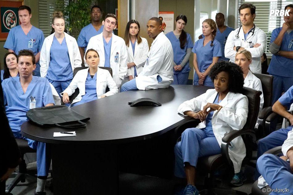 "De ""Grey's Anatomy"", Nico Kim, interpretado por Alex Landi, será novo cirurgião"