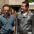 """Em """"The Walking Dead"""": Rick (Andrew Lincoln) sofrerá como líder dos sobreviventes"""
