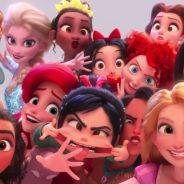 """Vanellope aparece ao lado das princesas da Disney no trailer de """"WiFi Ralph"""" e é a coisa mais fofa"""