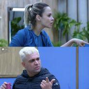 """Ana Paula e Evandro protagonizam a primeira treta de """"A Fazenda""""! Entenda o que rolou"""