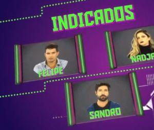 """Felipe Sertanejo, Nadja Pessoa e Sandro Pedroso: quem será o segundo eliminado da """"Fazenda 10""""?"""