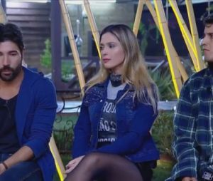"Na ""Fazenda 10"":Felipe Sertanejo, Nadja Pessoa e Sandro Pedroso formam segunda roça do reality"