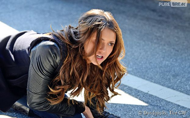 "Nina dobrev, protagonista de ""The Vampire Diaries"", participa de crossover com a segunda temporada do spin-off ""The Originals"""