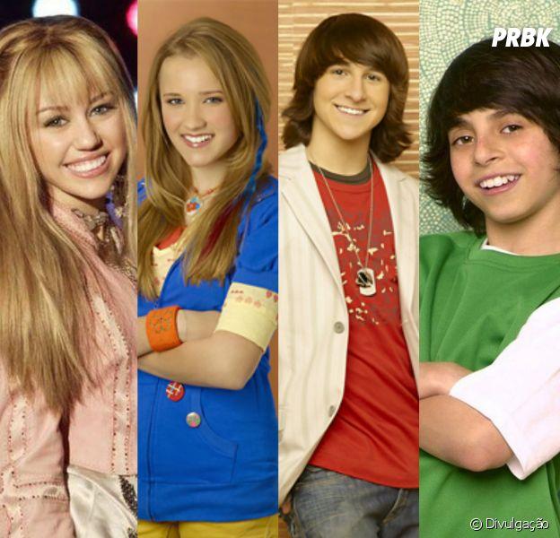 """""""Hannah Montana"""" estreia dia 15 de outubro na Netflix! Veja como está o elenco atualmente"""