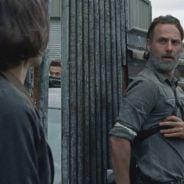 """The Walking Dead"" já está mostrando o conflito entre Rick e Maggie!"