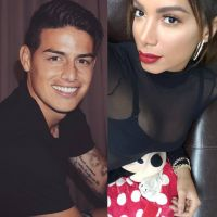 """Anitta está comentando nas fotos do jogador James Rodríguez e já tem gente shippando o """"casal"""""""