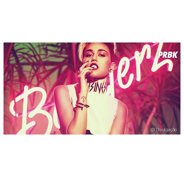 """Miley Cyrus segue em turnê do seu quarto álbum em estúdio, """"Bangerz"""""""