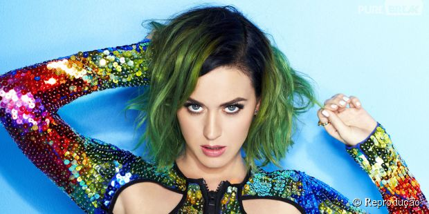 Katy Perry confirmou que fará parte do line-up do Rock in Rio em 2015