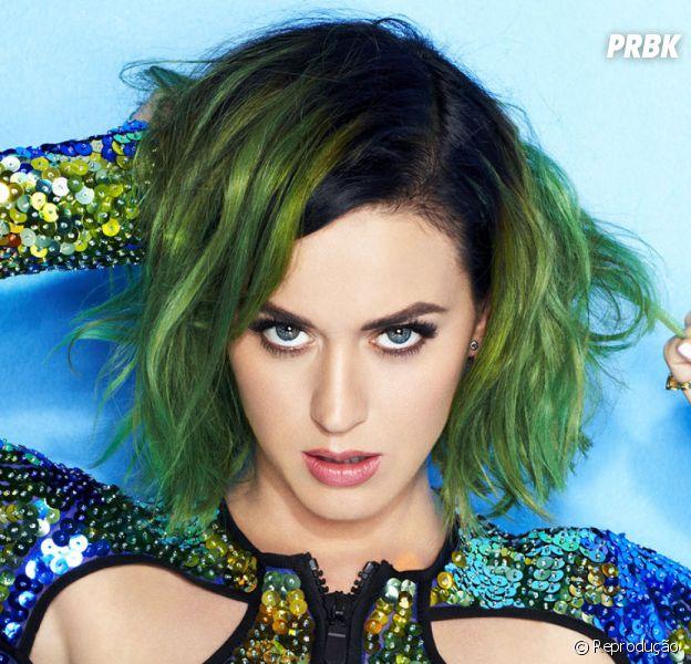 Katy Perry confirmou que fará parte do line-up do Rock in Rio em 2015