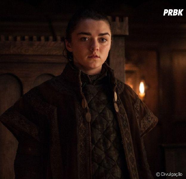 "De ""Game of Thrones"", Maisie Williams dá pistas sobre final de Arya"