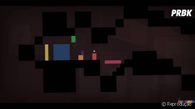 """""""Thomas Was Alone"""" é o jogo perfeito para fazer o tempo passar mais rápido"""