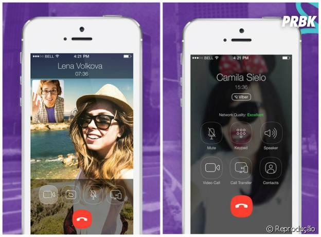 """""""Viber"""" permite que você faça ligações para outras coleguinhas"""